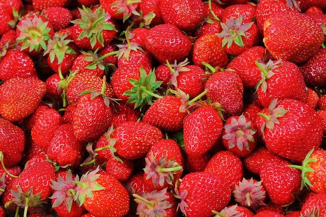 Sonnenschein - Erdbeertime