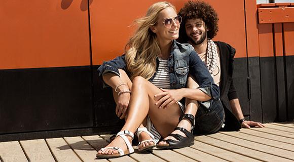Trend-Schuh Birkenstock