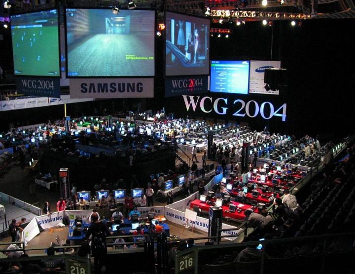 E-Sports - Nur ein Mausklick zum Ruhm