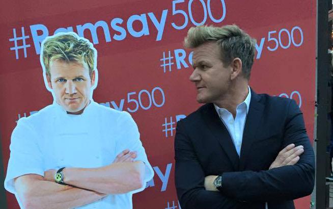 Gordon Ramsay - Ein Chefkoch wird fit