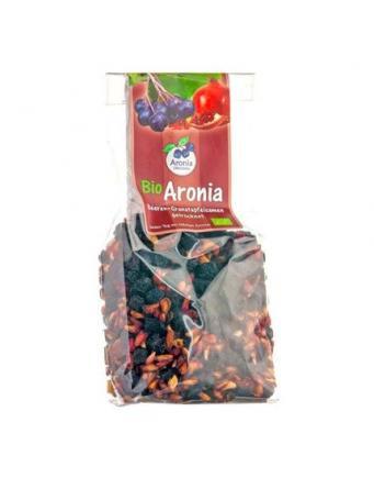 Original Bio Aroniabeeren Granatapfel Samen