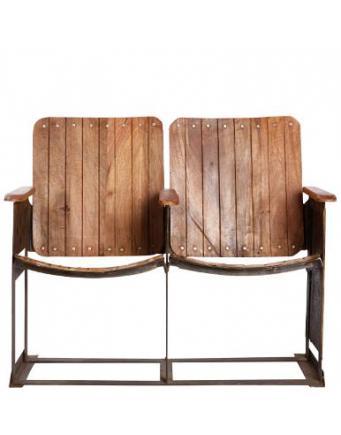 Cinemaster Kino-Stuhlreihe by Butlers