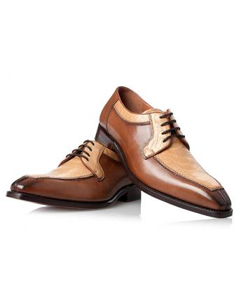 Herren Schuhe in Beige Brown