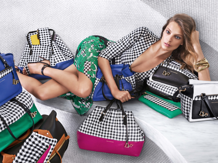 DvF – Opposites attract