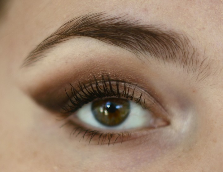 Eye Tutorial: Desert Sand inspired Makeup