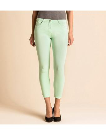 Mint Grüne 3/4 Jeans by Yessica