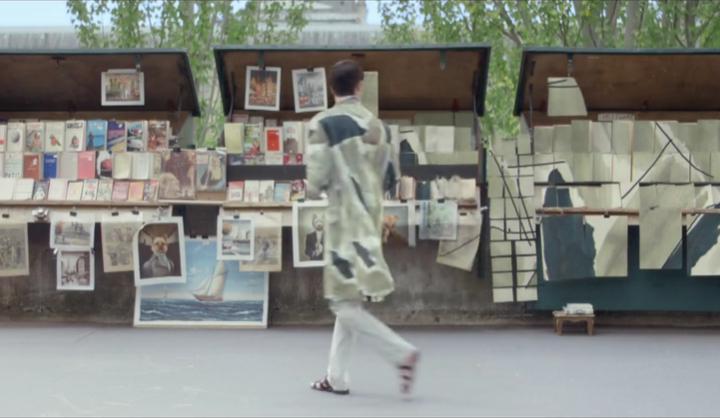 Hermès – Camouflage-Schick