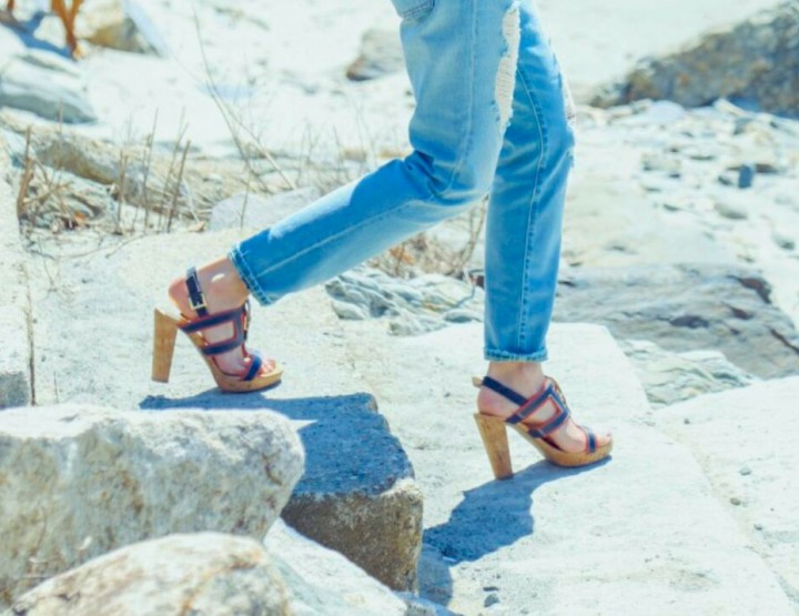 Tommy Hilfiger – maritime Schuhe
