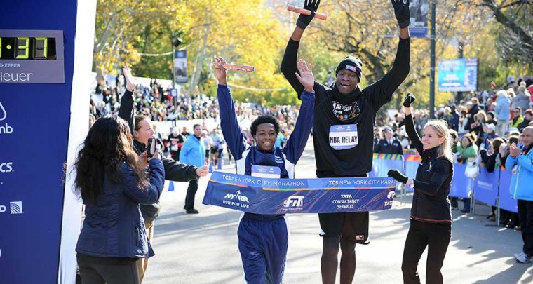 New York Marathon - the Mecca of running