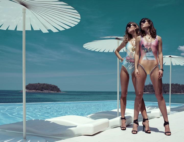 Print-Beachwear
