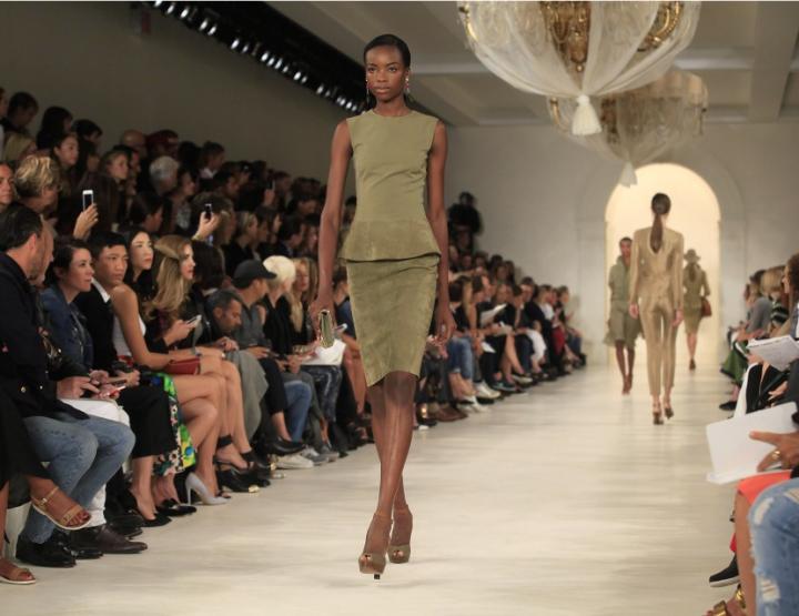 Ralph Lauren – Glamour Safari