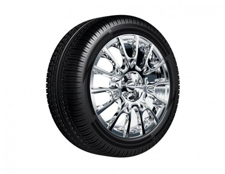 Reifen-Design: Bunt oder gestreift?