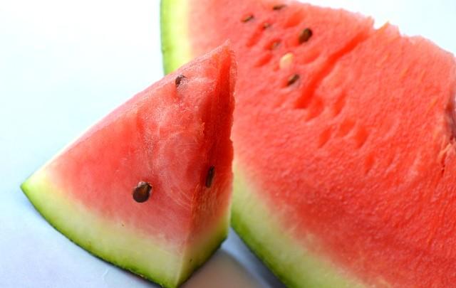 Erfrischend Sommerlich - Wassermelone