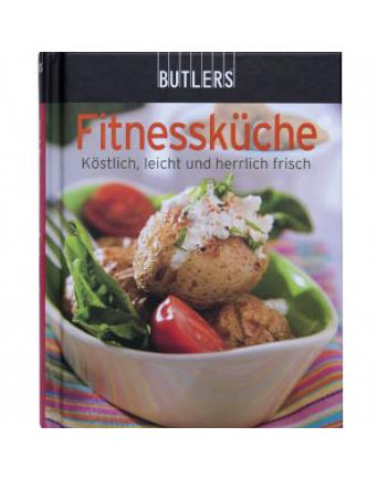 Mini Cookbook: Fitness Cuisine by Butlers