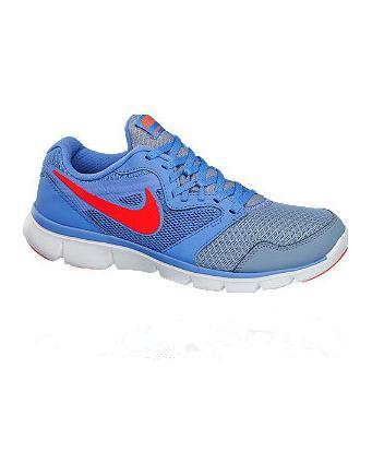 Laufschuhe in hellblau by Nike