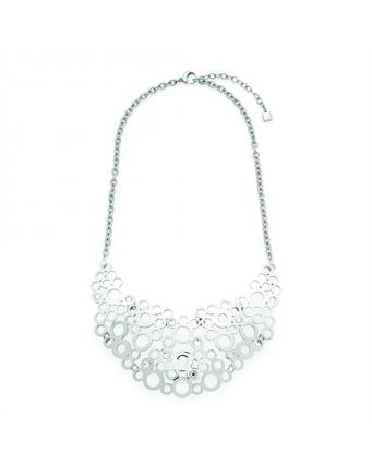 Statement Kette Felice in Silber by Leonardo