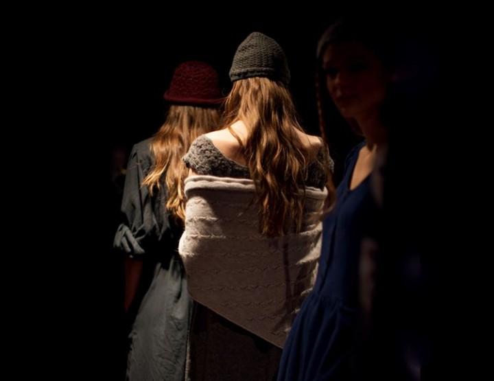 Chic Knitwear by Agnès B.