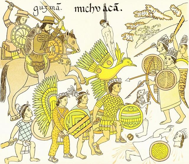 Die gemalte Geschichte der Azteken