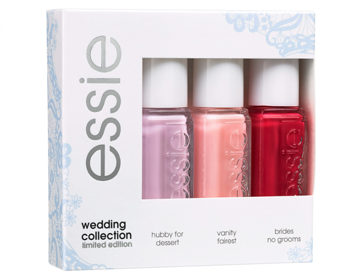 Essie's Bridal 2015 Collection for the happy Bride