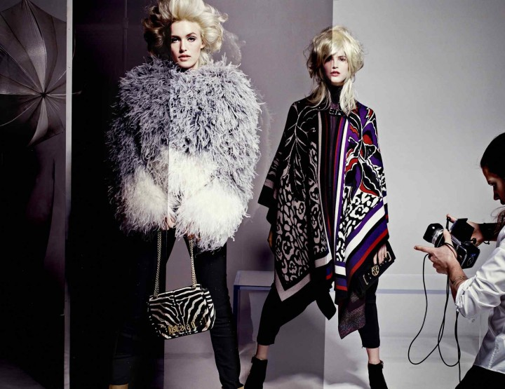 Just Cavalli – Mode im Bauhausstil