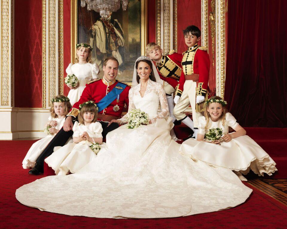 Königliche Hochzeitskleider, royale Modelle | Read-The-Trieb
