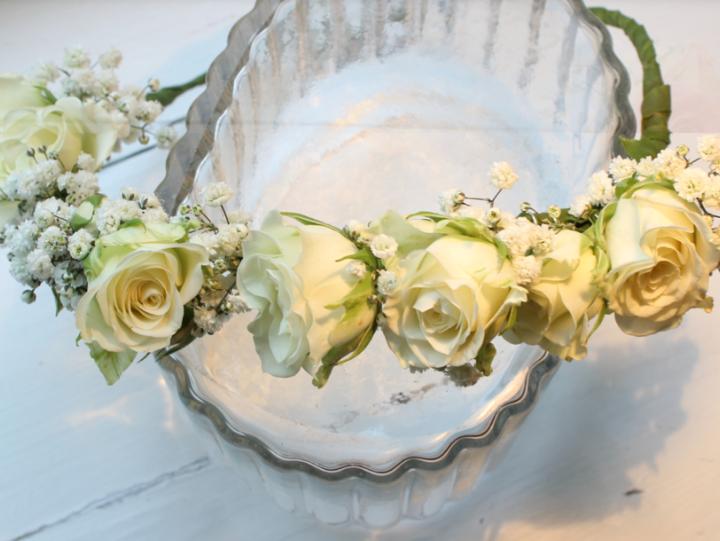 Extravaganter Hochzeits-Kopfschmuck