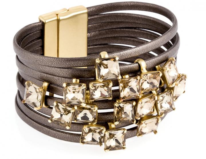 Fashion-Trends 2015 – Lederschmuck