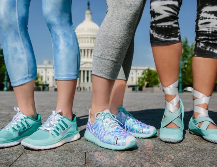 Nike – Prints für das Workout