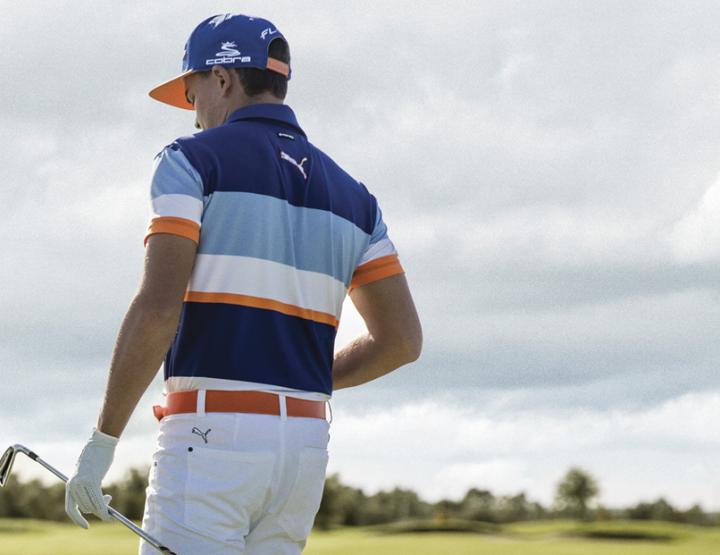 Bekleidung für Golfspieler