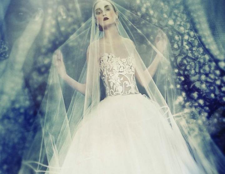 Reem Acra – das sinnliche Brautkleid