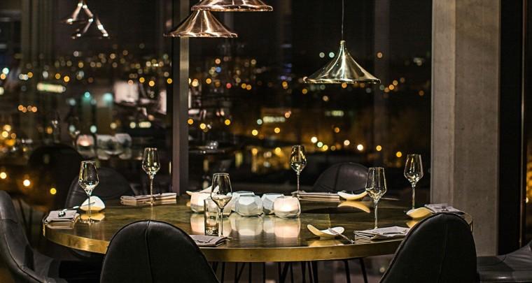 Skykitchen – enjoy a dinner high above Berlin