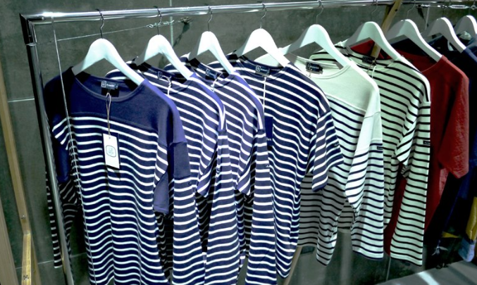 The Classic Striped Shirts