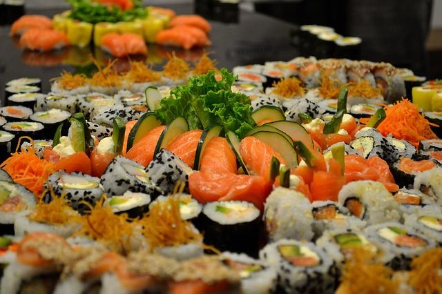 Berlins ungewöhnliches Sushi