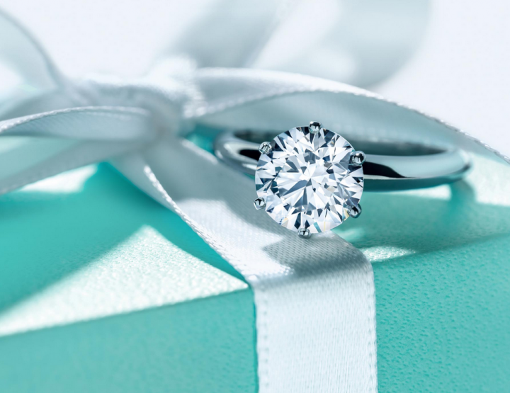 Legende: Verlobungsringe von Tiffany & Co.