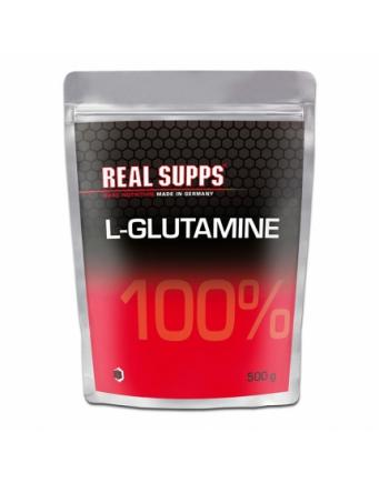 Weider Real Supps 100% L-Glutamine Pulver