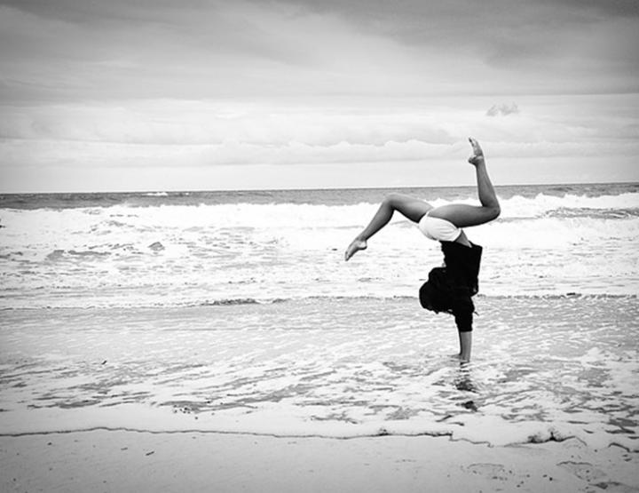HIIT Workout am Strand: Tabata