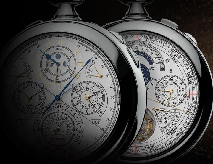 Die Uhrmacherei Vacheron Constantin