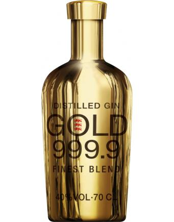 Spirituosen: 999,9 Gin Gold 40% Vol