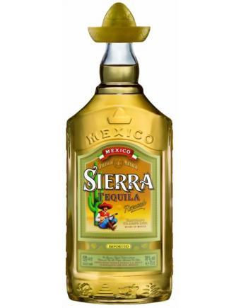 Sierra Tequila kuld