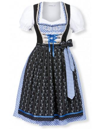 2-teiliges Midi Dirndl by Stockerpoint