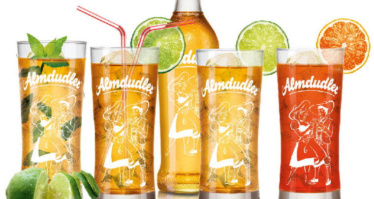Almdudler – Fruity Cocktails inspired by traditional life in the Alm