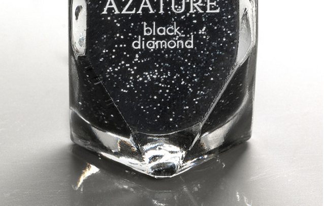 Azature Black Diamond - the world's most expensive nail polish