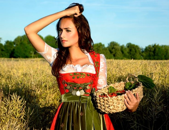 Accessories for your Dirndl