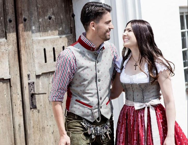 Daniel Fendler: Traditional Bavarian Attire from A to Z