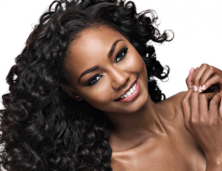 Indique Haarextentions - die Rettung für dünnes Haar