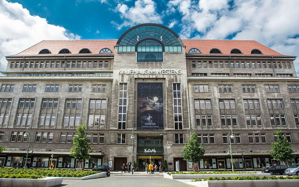 Luxus Shopping Kaufhaus Des Westens Berlin Read The Trieb