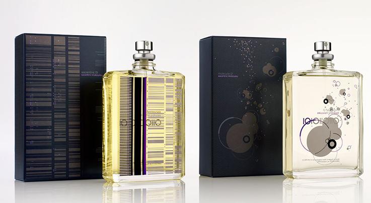Molecules 01 - an indescribable perfume