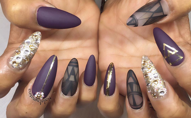 Stiletto Nails - Sexy Claws like a Wild Cat