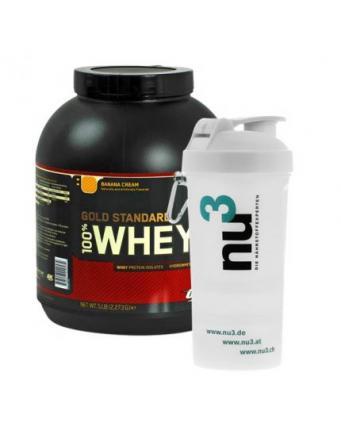 Whey-Protein SmartShake by nu-3