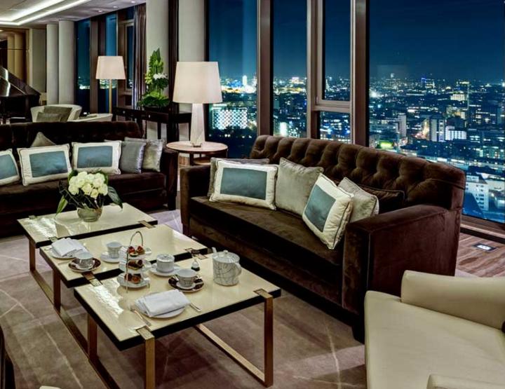 Waldorf Astoria Berlin - vom eleganten Guerlain Spa bis hin zum romanischem Cafe